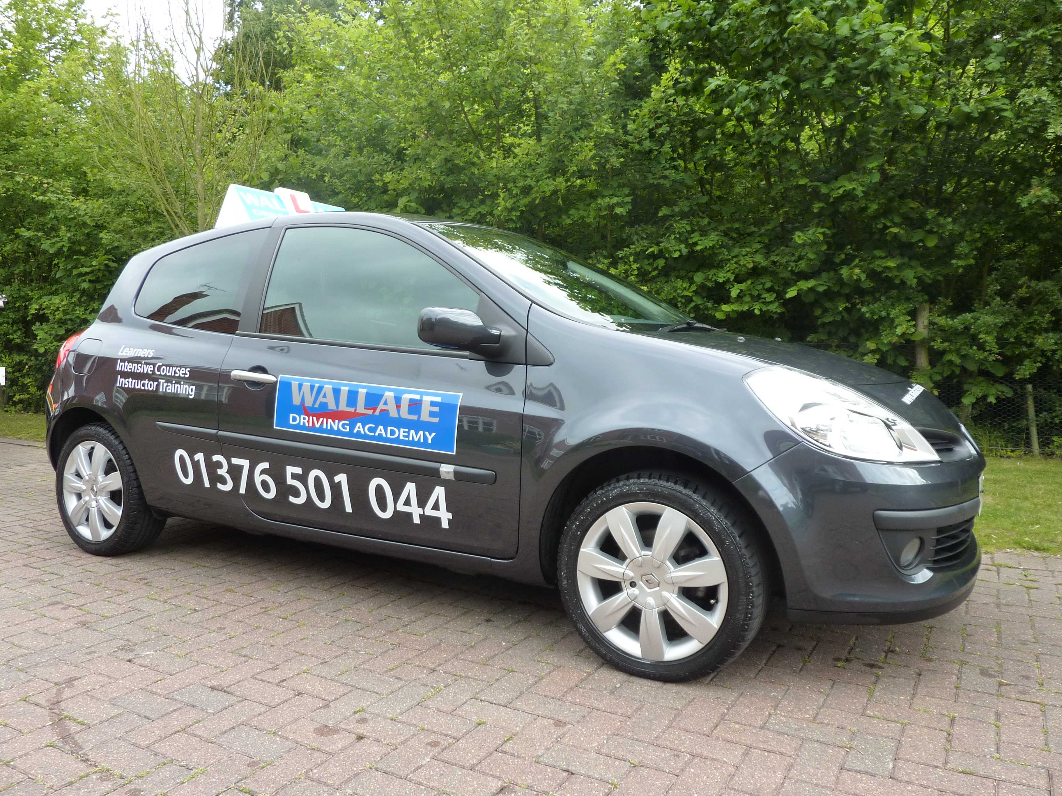 Driving Instructor Training at Wallace Driving Academy